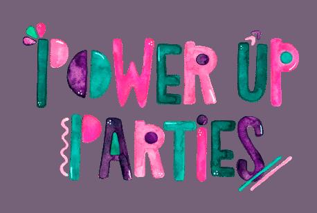 PowerUp Parties